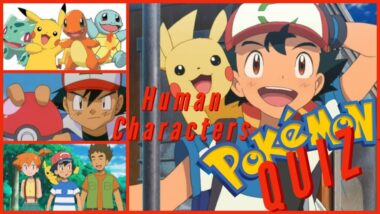 pokemon human characters quiz