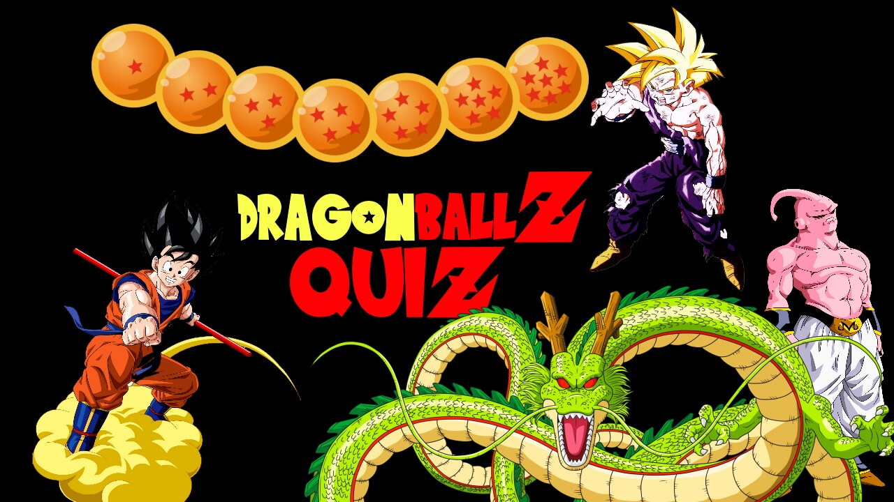 dragon ball z quiz