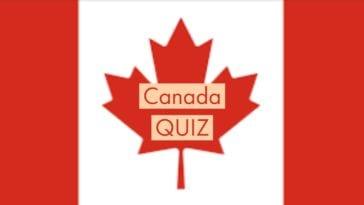 canada trivia quiz