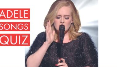 adele songs quiz