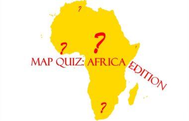 map quiz africa