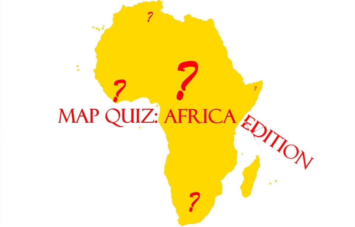Map Quiz: Africa Edition