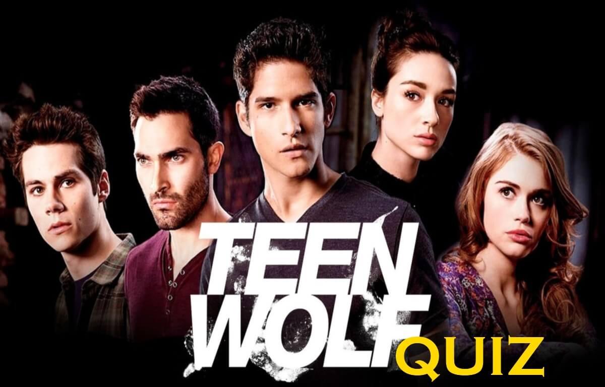 teen wolf quiz