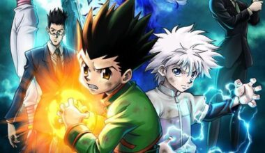 hunter x hunter quiz