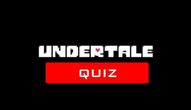 undertale quiz