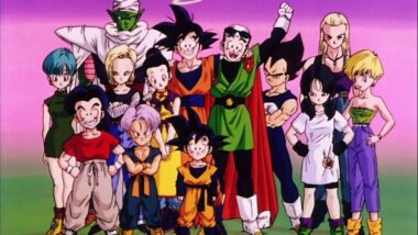 which dragon ball character are you