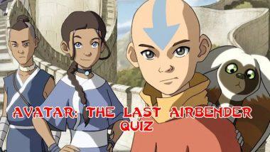 avatar the last airbender quiz