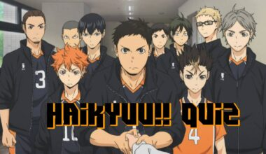 haikyuu quiz