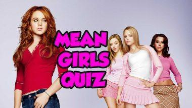 mean girls quiz