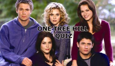 one tree hill quiz