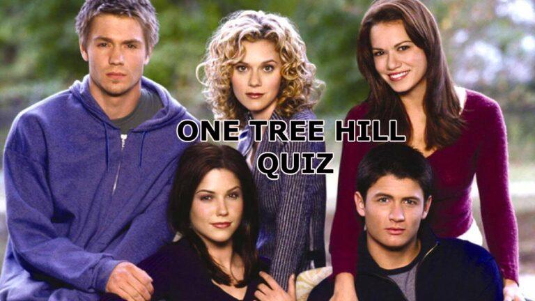 one tree hill quiz