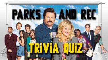 parks and rec quiz