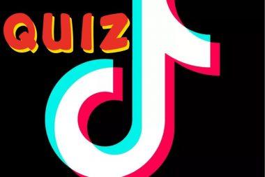 tiktok quiz