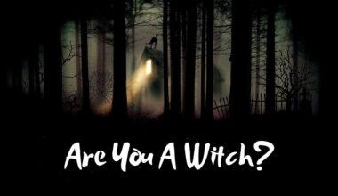 am i a witch quiz