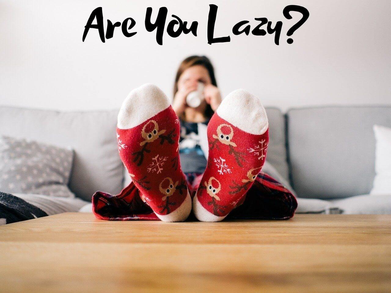 am I lazy quiz