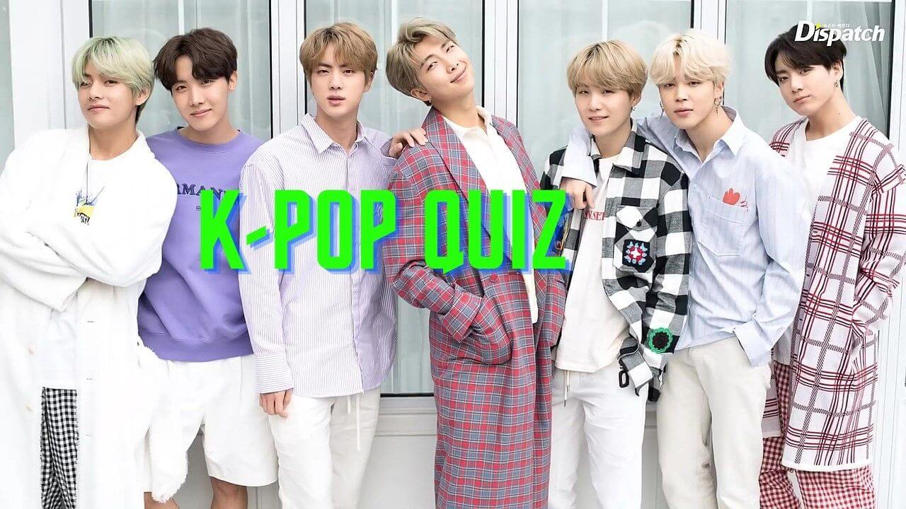 kpop quiz