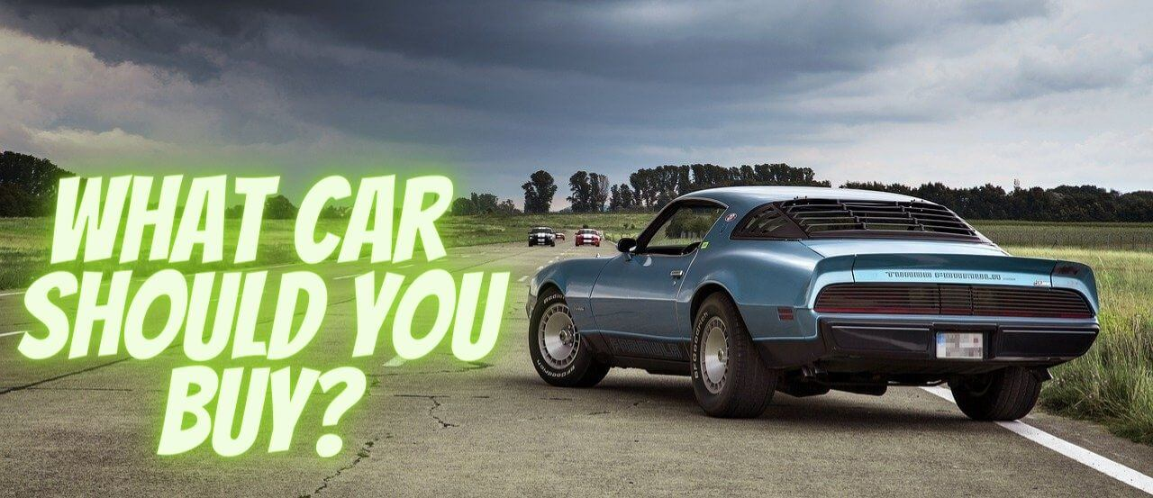 what car should I buy quiz