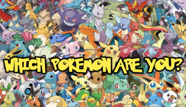 which pokemon are you