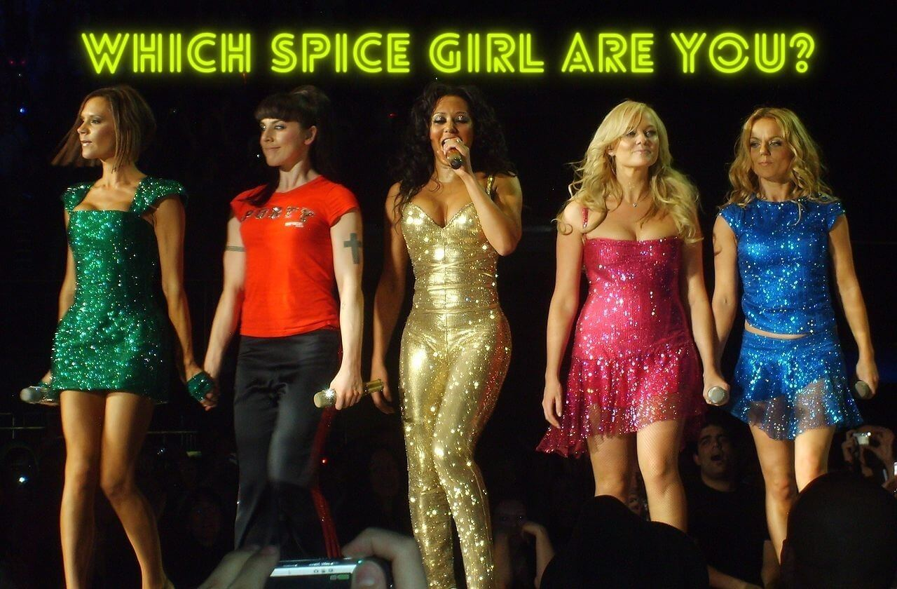 which spice girl are you