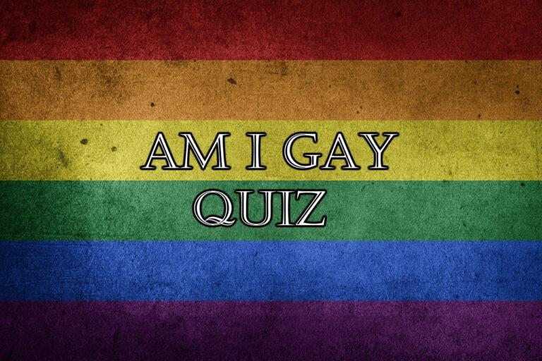 am I gay quiz