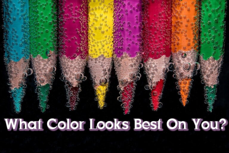 what color looks best on me quiz