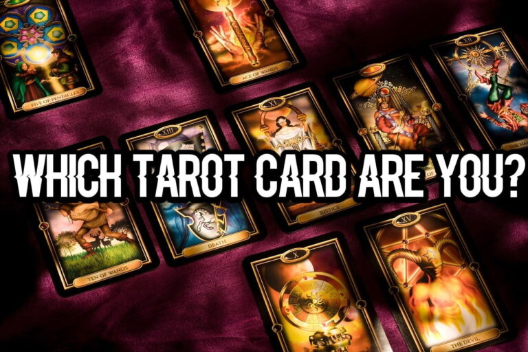 what tarot card are you quiz