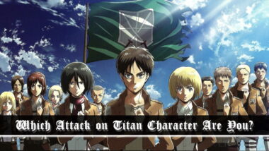 which attack on titan character are you