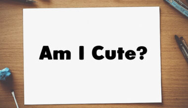 am I cute quiz