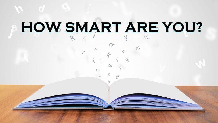 am I smart quiz