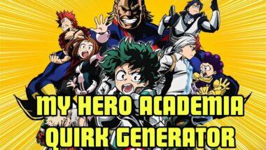 quirk generator