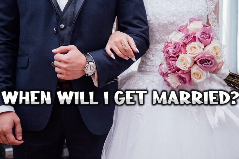 when will I get married quiz