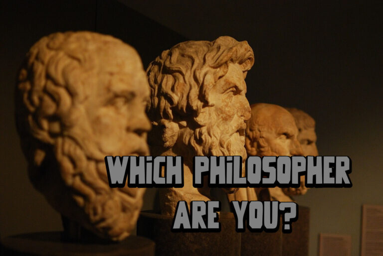 which philosopher are you