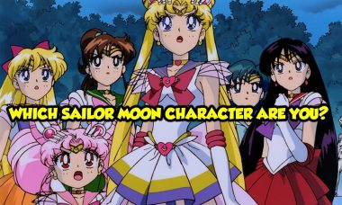 which sailor moon character are you