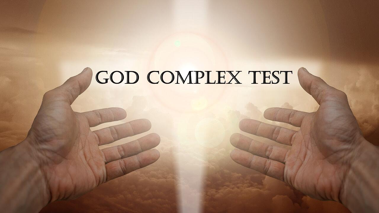 god complex test