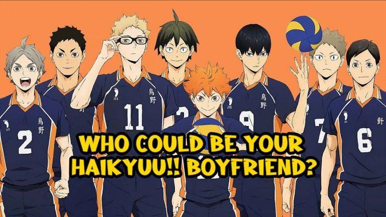 haikyuu boyfriend quiz