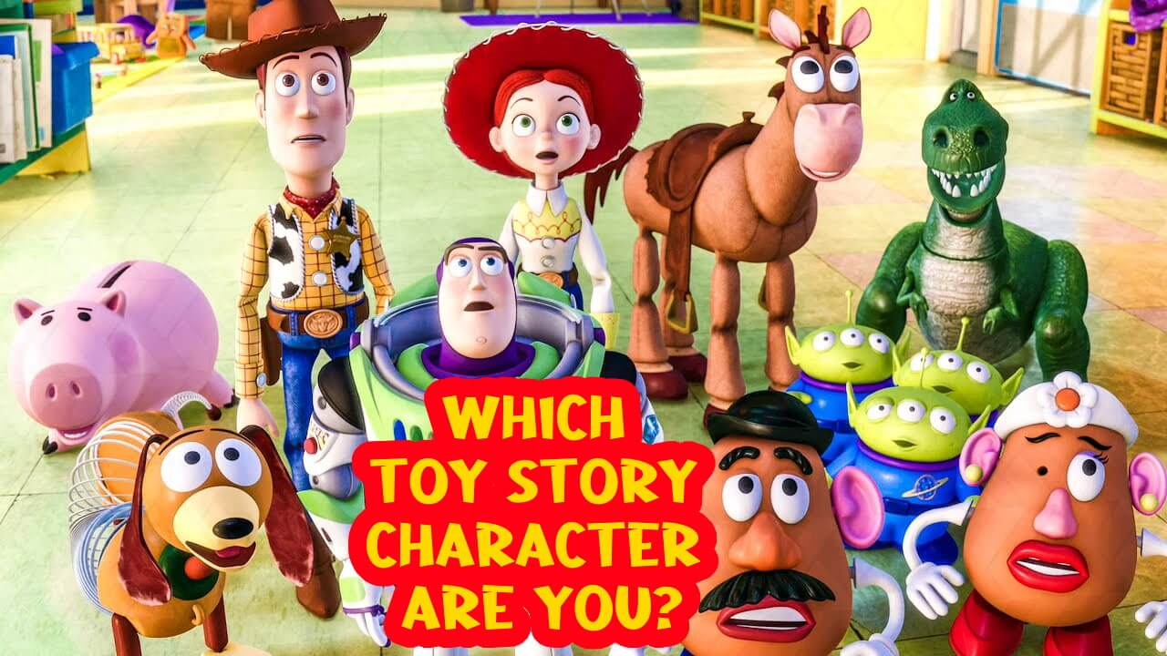 which toy story character are you