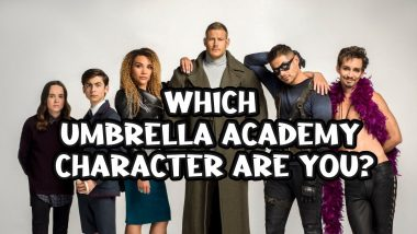 which umbrella academy character are you