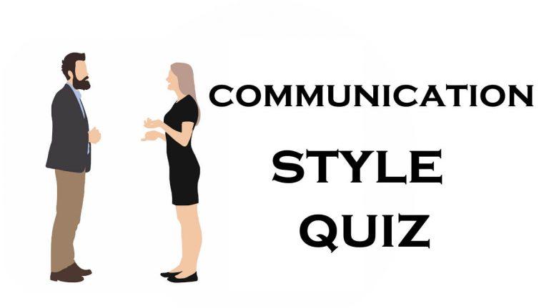communication style quiz