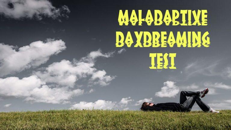 maladaptive daydreaming test