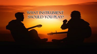 what instrument should I play quiz
