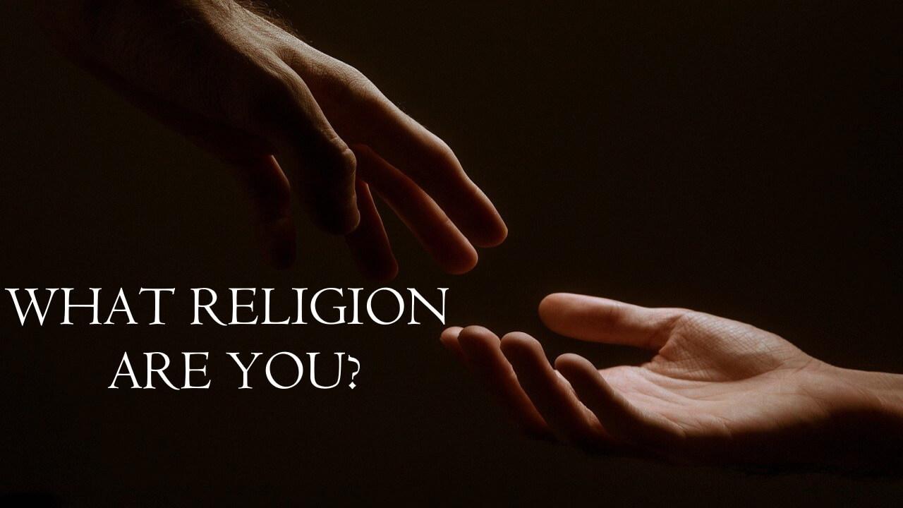 what religion am I quiz